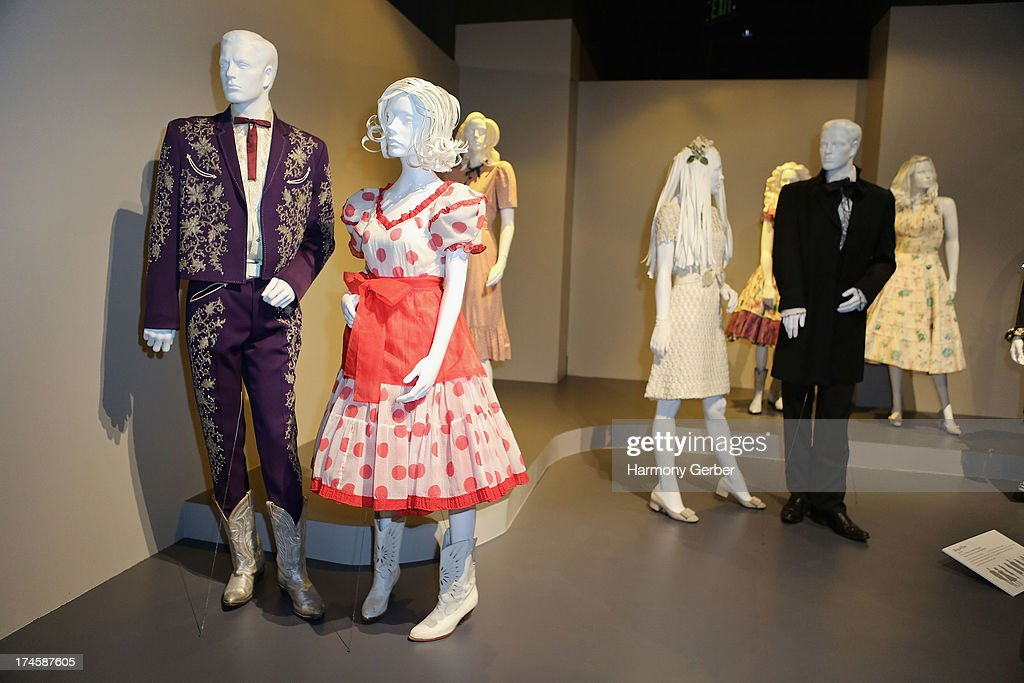 Ring of Fire's wardrobe displayed at The Academy Of Television Arts & Sciences' Costume Design & Supervision Peer Group 65th Primetime Emmy Awards Nominee Reception on July 27, 2013 in Los Angeles, CA.