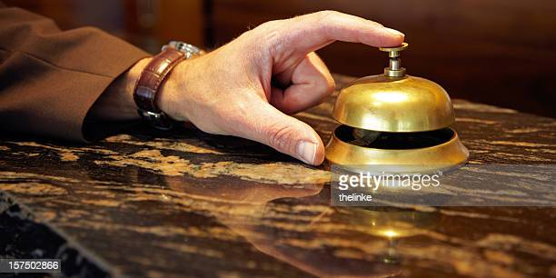 Ringing the hotel bell