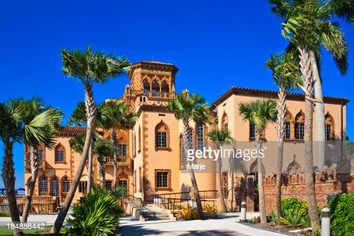 Ringling Mansion - Sarasota