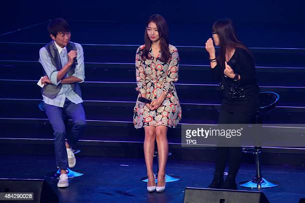 Ringo Shiina holds her concert on 16th August 2015 in Taipei Taiwan China