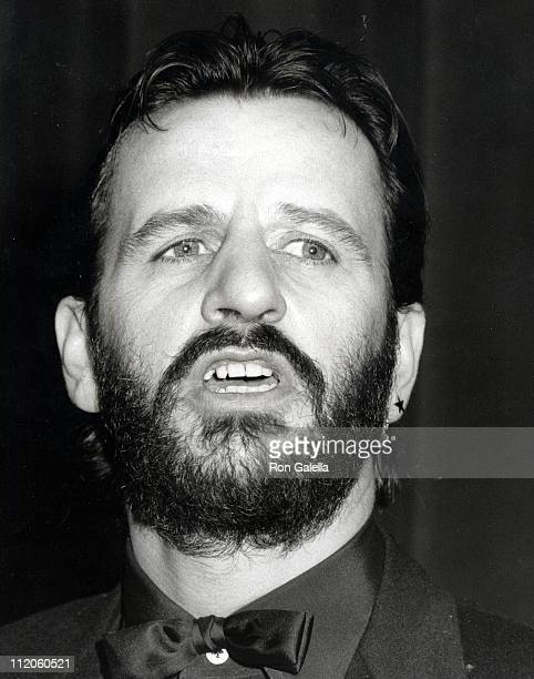 Ringo Starr during 'Caveman' Los Angeles Benefit Premiere at Samuel Goldwyn Theatre in Beverly Hills California United States