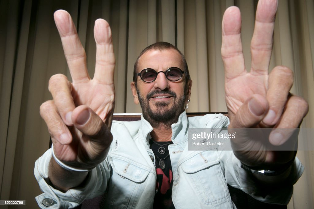 Ringo Starr, Los Angeles Times, September 10, 2017