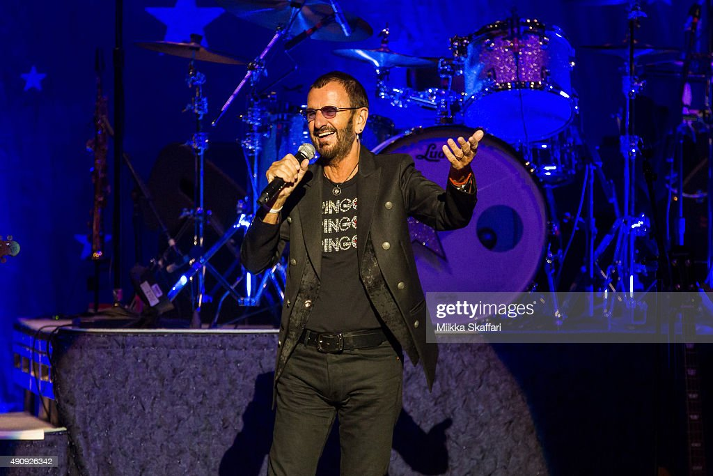 Ringo Starr And His All Starr Band In Concert - San Francisco, CA