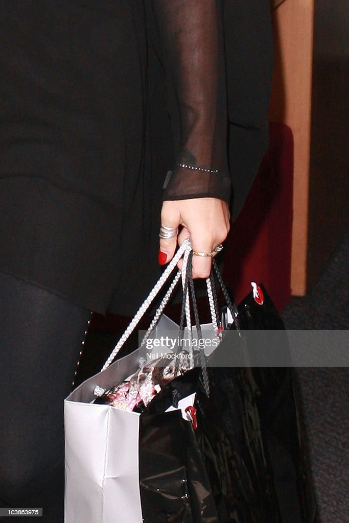 Rings worn by Fearne Cotton, sighted on September 6, 2010 in London, England.