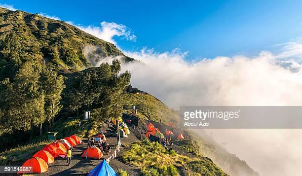 Rinjani Mountain Basecamp