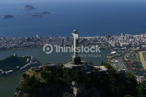 Rio by helicopter II : Stock Photo