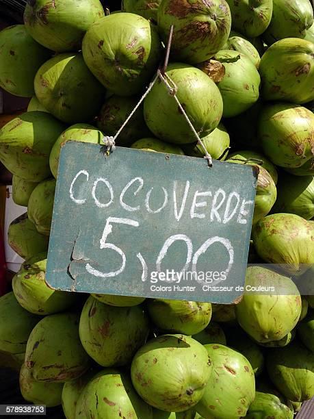 Rio coco verde