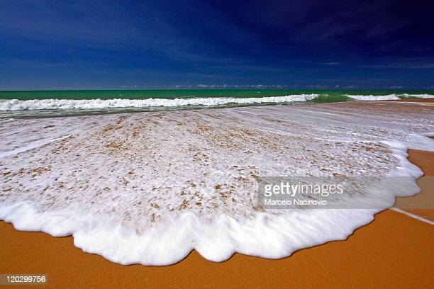 Rio da Barra beach,Trancoso, Bahia