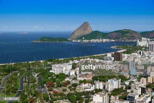 Rio de Janeiro Aterro do Flamengo : Stock Photo