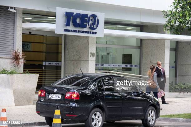 Following the arrest of 5 of the 7 counselors of the Court of Accounts of the State of Rio de Janeiro the sessions are suspended The TCE State Court...