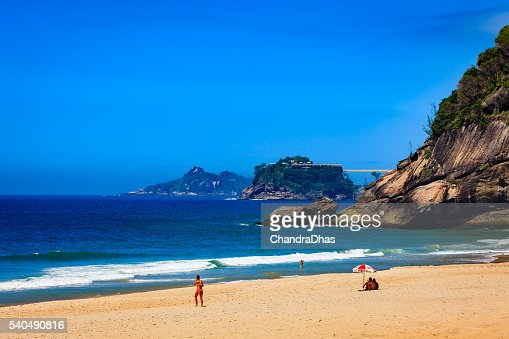 Rio de Janeiro, Brazil - Sao Conrado Beach
