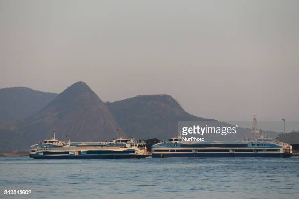 Rio de Janeiro Brazil September 6 2017 Temperatures in Rio de Janeiro start to get warmer during the period between late winter and early spring...