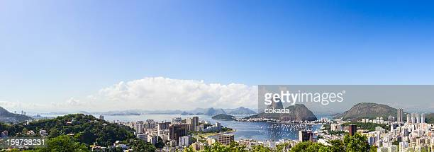 Rio de Janeiro cityscape panorama