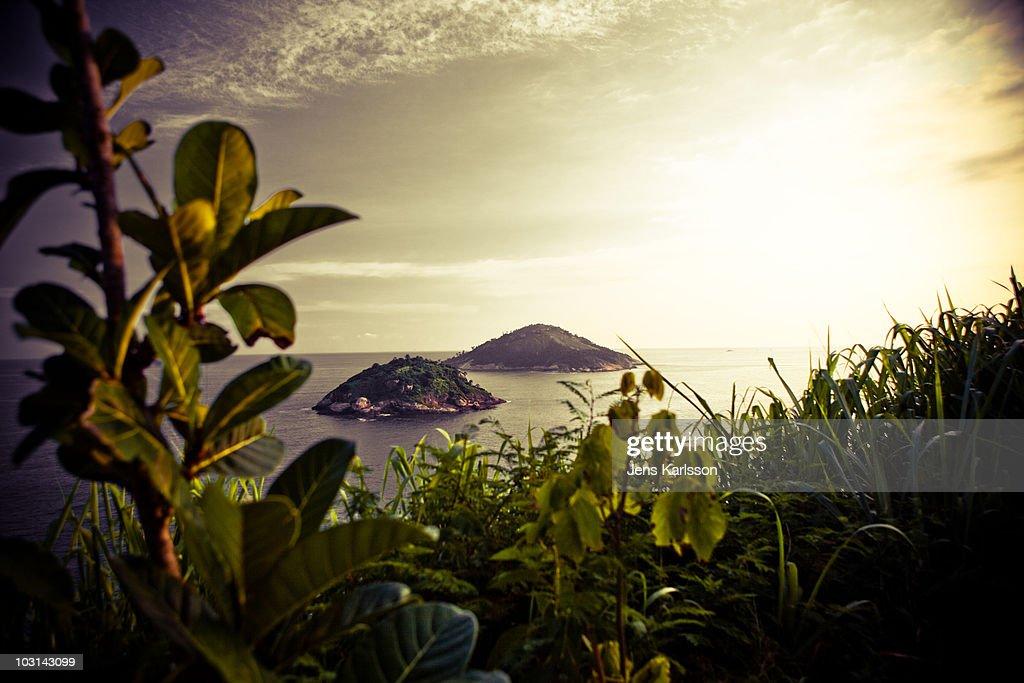 Rio De Janeiro view : Stock Photo