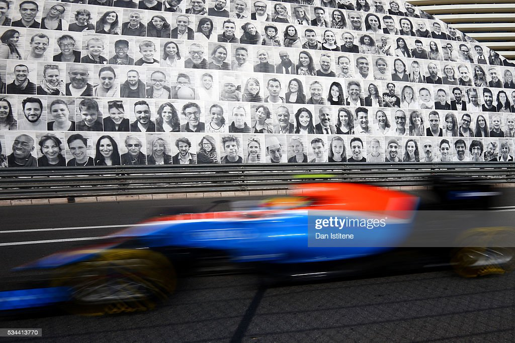 <a gi-track='captionPersonalityLinkClicked' href=/galleries/search?phrase=Rio+Haryanto&family=editorial&specificpeople=15106151 ng-click='$event.stopPropagation()'>Rio Haryanto</a> of Indonesia driving the (88) Manor Racing MRT-Mercedes MRT05 Mercedes PU106C Hybrid turbo on track during practice for the Monaco Formula One Grand Prix at Circuit de Monaco on May 26, 2016 in Monte-Carlo, Monaco.