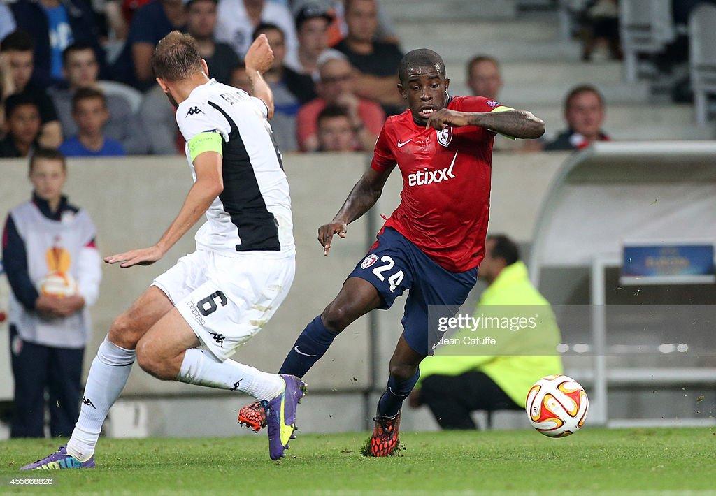 LOSC Lille v FC Krasnodar - UEFA Europa League