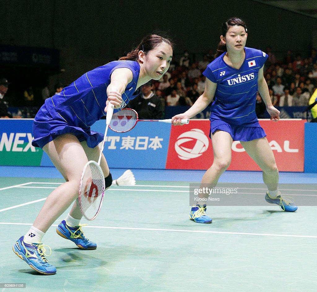 Takahashi Matsutomo reach Yonex Open Japan semis