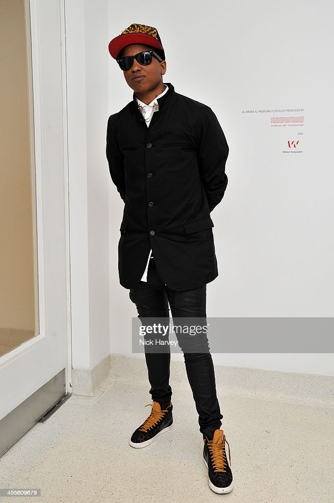 Rio Rivers attends 'The Artists' Colouring Book of ABCs' Launch event at The Serpentine Gallery on December 12, 2013 in London, England.