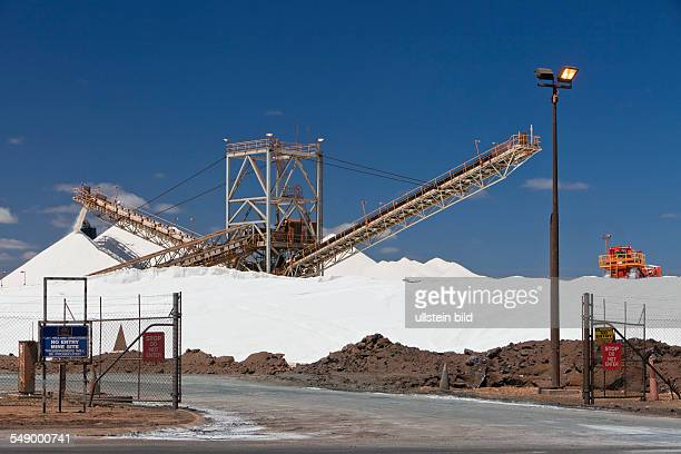 Rio Tinto Minerals a BritishAustralian multinational mining and resources group mines and produces salt that is produced from seawater