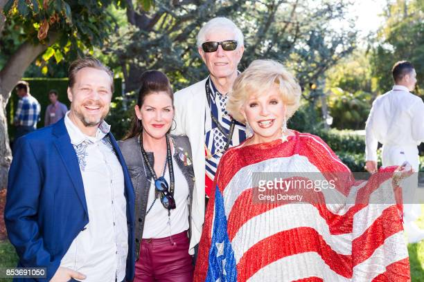 Rio Vista Universal President James Ganiere Actress Kira Reed Lorsch Guest and Actress Ruta Lee attend the UCLA Operation Mend 10 Year Anniversary at...