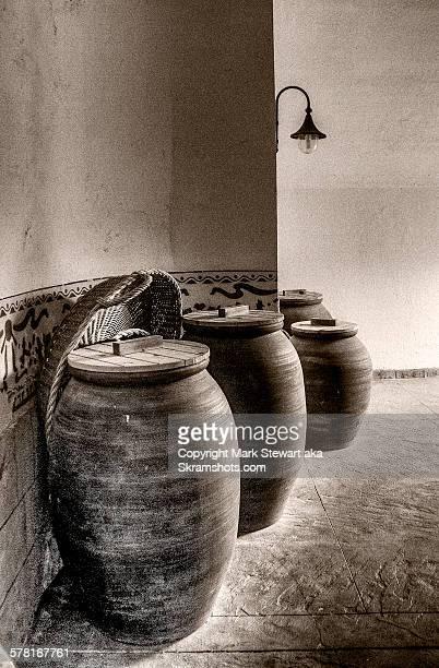 Rioja casks
