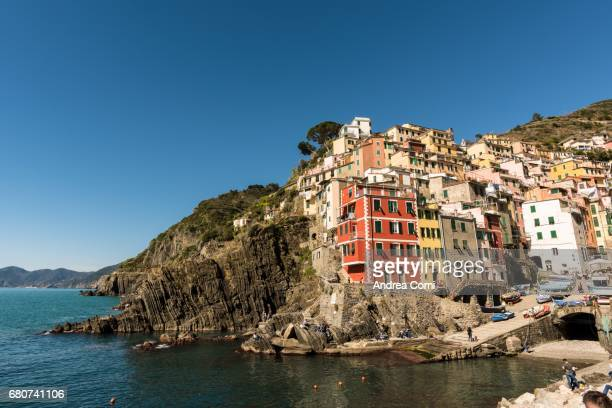 Riomaggiore, Cinque Terre, La Spezia, Liguria