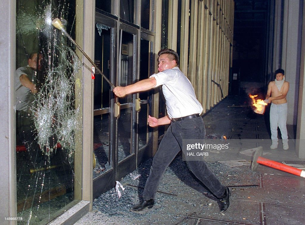 OTD - Apr 29 1992 - The Los Angeles Riots