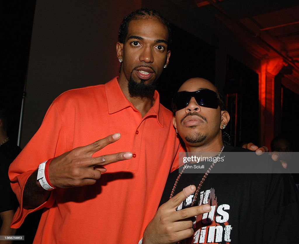 Boost Mobile's NBA All-Star Game Party - February 17, 2006