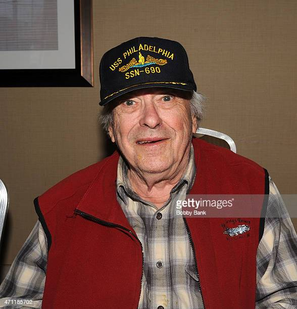 Rip Torn attends day 2 of the Chiller Theater Expo at Sheraton Parsippany Hotel on April 25 2015 in Parsippany New Jersey