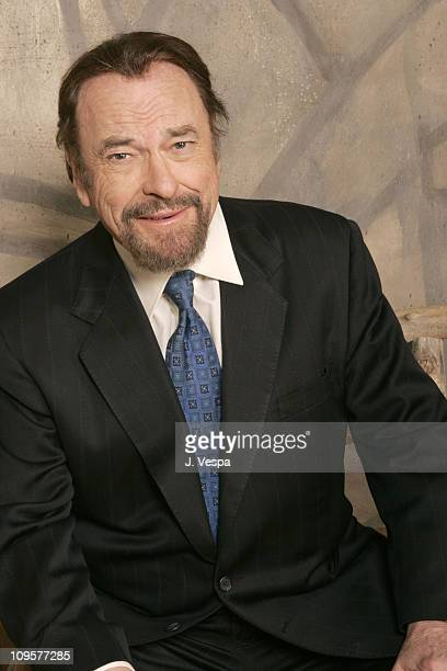 Rip Torn during 2005 Sundance Film Festival 'Forty Shades of Blue' Portraits at HP Portrait Studio in Park City Utah United States