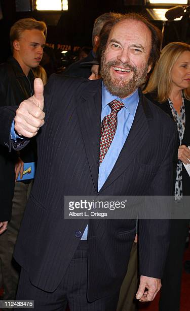 Rip Torn during Premiere 'Welcome To Mooseport' Arrivals at Mann's Village Theater in Westwood California United States