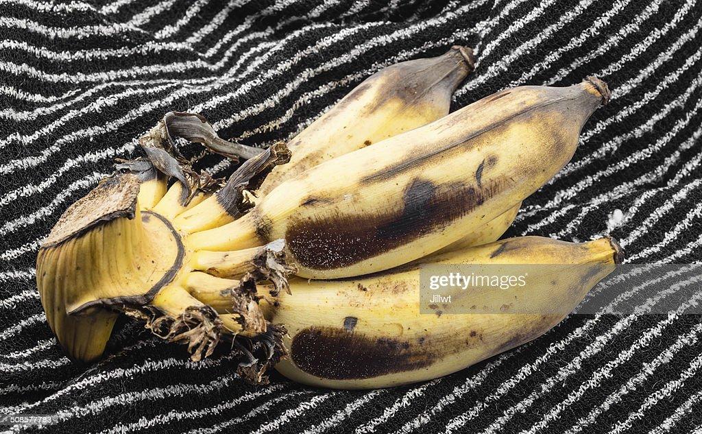 ripe bananas : Stock Photo