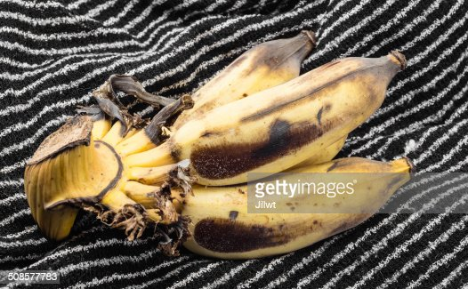 ripe bananas : Stock Photo