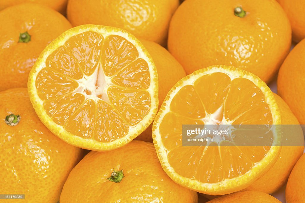 Ripe oranges : Stockfoto