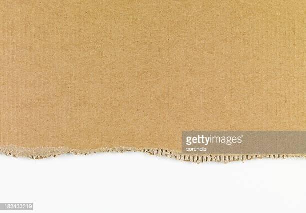 Ripped Cardboard XXXL