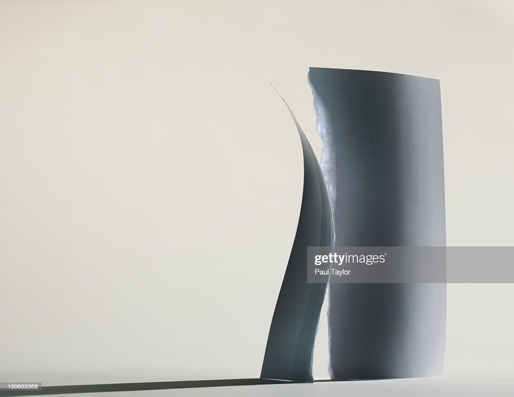 Ripped Paper : Stock Photo