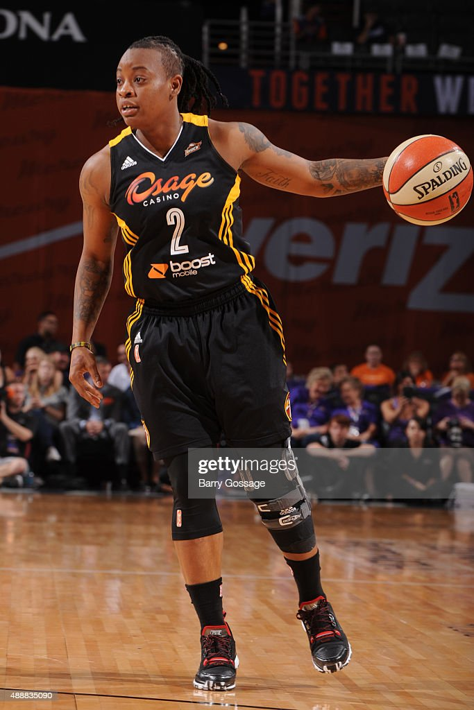 LA Sparks Guard Riquna Williams Out With Injury For Entire 2016 Season