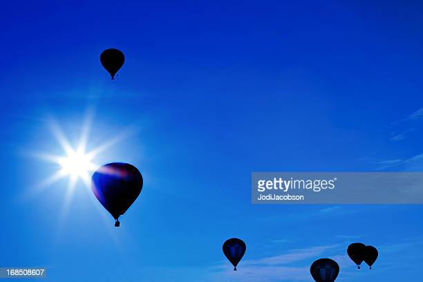 Rise and Shine Hot Air Balloons