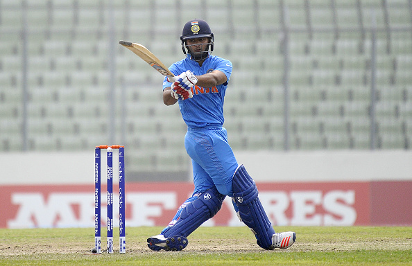 Semi Final 1 - ICC Under 19 World Cup : News Photo