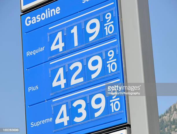 Rising Gasoline Prices