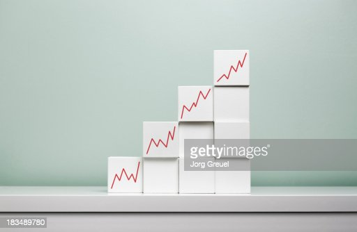 Rising graphs on cubes