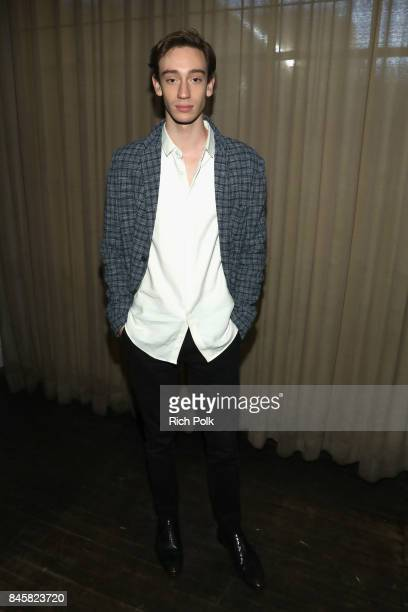 Rising Star Theodore Pellerin attends The Annual IMDb Dinner Party At The 2017 Toronto International Film Festival at Brassaii on September 11 2017...