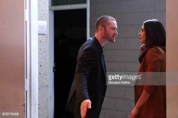QUANTICO 'GLOBALREACH' Risking it all Alex works with Owen to infiltrate the Collaborators When they begin to test her loyalty Alex realizes she's...