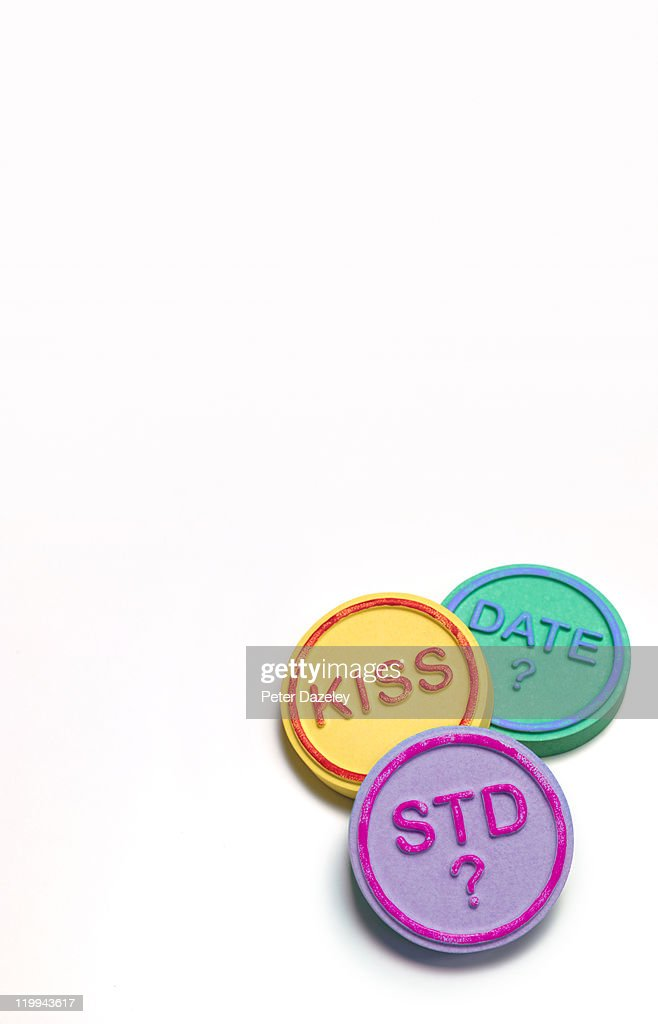 Risks of dating sexually transmitted disease sweet : Stock Photo