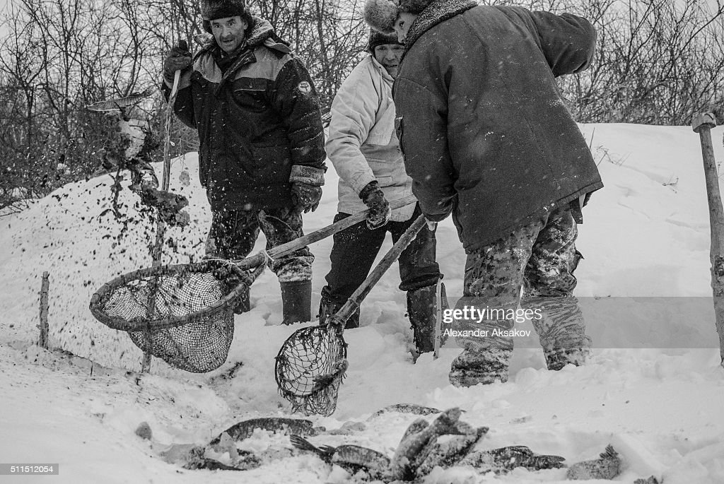 Life in the siberian wilderness for the zaboltnie tartars for Places to buy fish near me