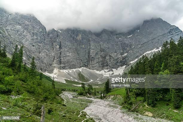 Risstal in Karwendel mountains