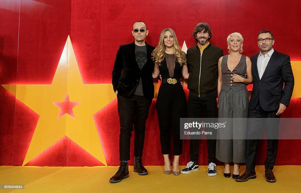'Got Talent' TV Show Presentation in Madrid