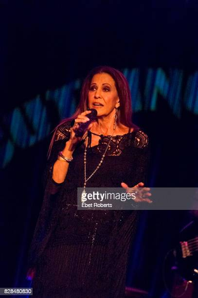 Rita Coolidge performs at The Cutting Room in New York City on June 23 2016