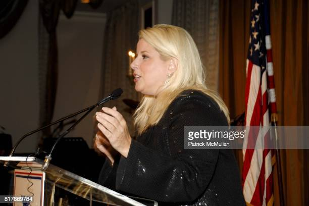 Rita Cosby attends Soldiers' Sailors' Marines' Coast Guard and Airmen's Club 14th Annual Military Ball at The Pierre Hotel on October 1 2010 in New...