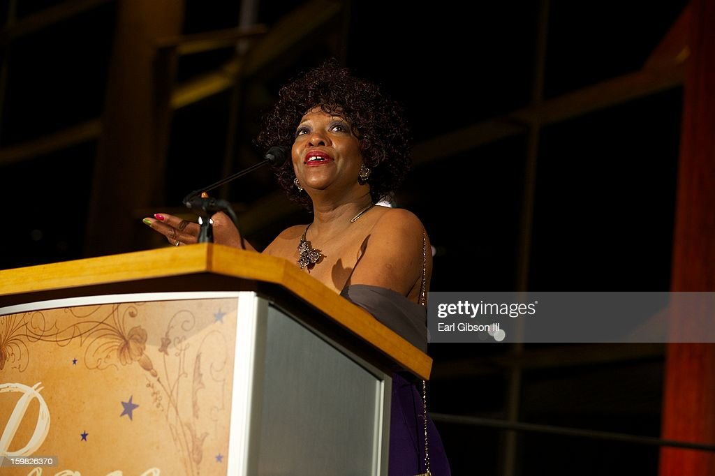 Rita Dove speaks at The 2013 Peace Ball: Voices of Hope And Resistance at Arena Stage on January 20, 2013 in Washington, DC.